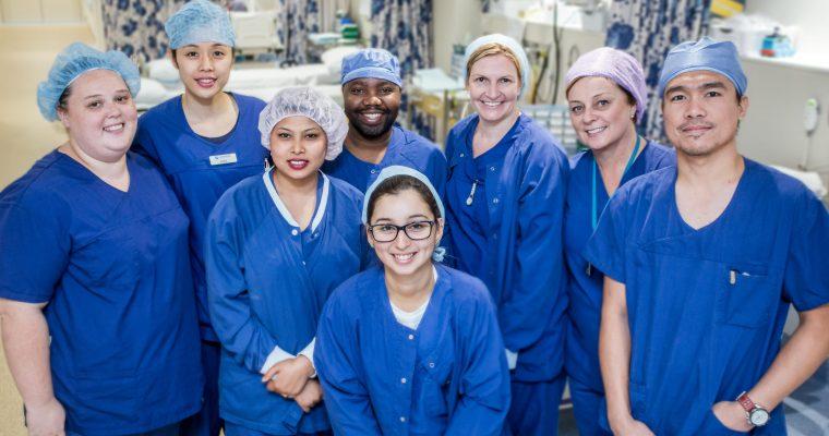 Chatswood Private Hospital Celebrates International Nurses Day