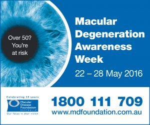 MD Awareness Week 2016