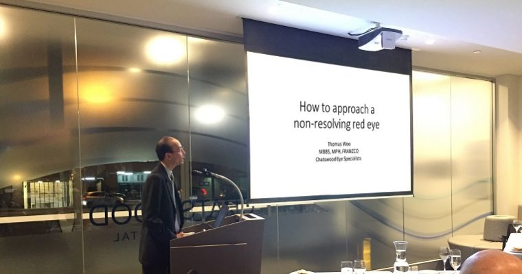 Successful Ophthalmic GP event